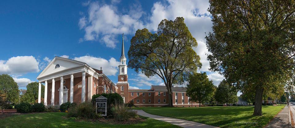 First Baptist Church - Salisbury, North Carolina